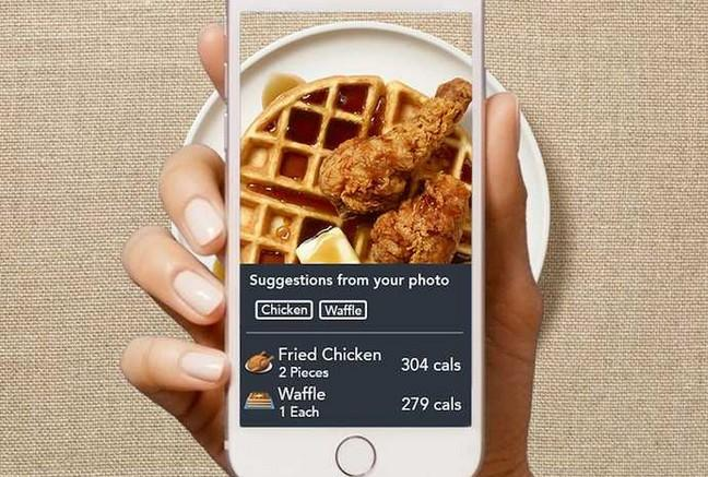 減肥利器Snap It ,拍照就能計算出食物熱量