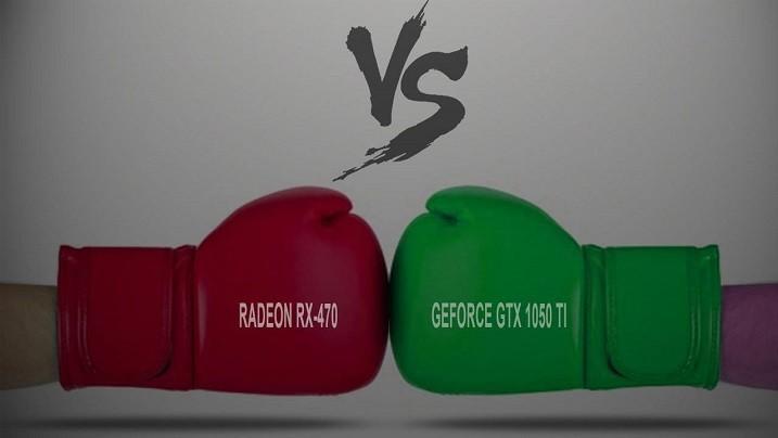 AMD:選我RX 470 勝過GTX 1050 Ti!