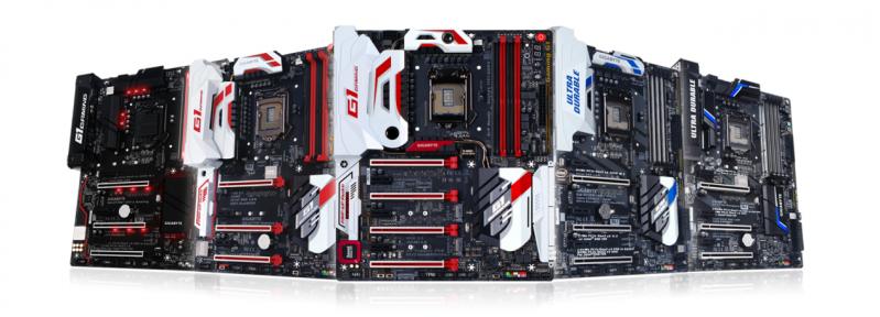 GIGABYTE 技嘉100系列主機板正式支援Intel® 新世代處理器