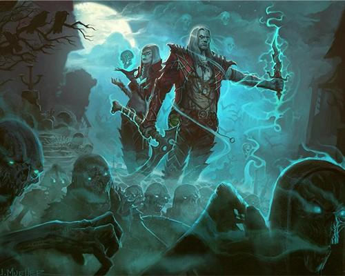 BlizzCon 2016《暗黑破壞神 3》可望見到死靈法師回歸