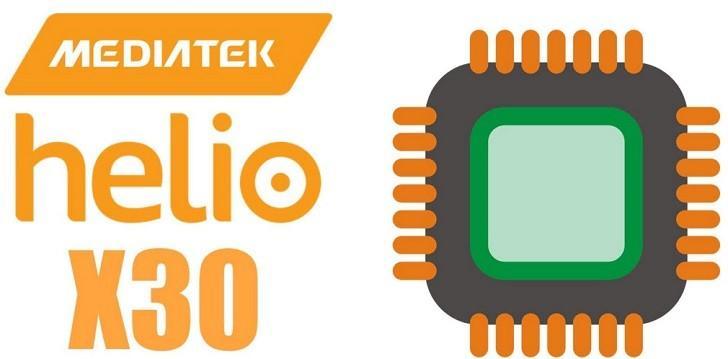 首款10nm十核!Mediatek聯發科Helio X30手機有望年底亮相!