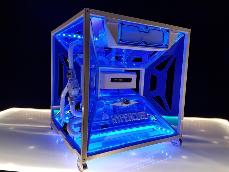 Intel 超立方體