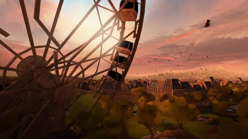 Ubisoft 首款 PSVR 虛擬實境遊戲 《獵鷹翱翔 VR》中文版正式推出