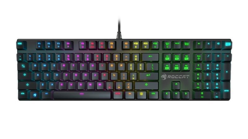 ROCCAT德國冰豹新聞稿]Suora FX – 電玩愛好者的機械式鍵盤