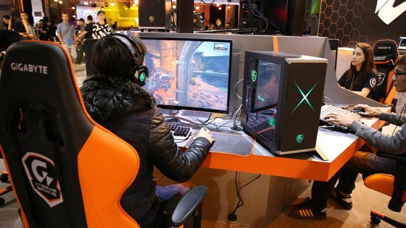 WirForce 2016技嘉VR重裝上陣 四天三夜不斷電