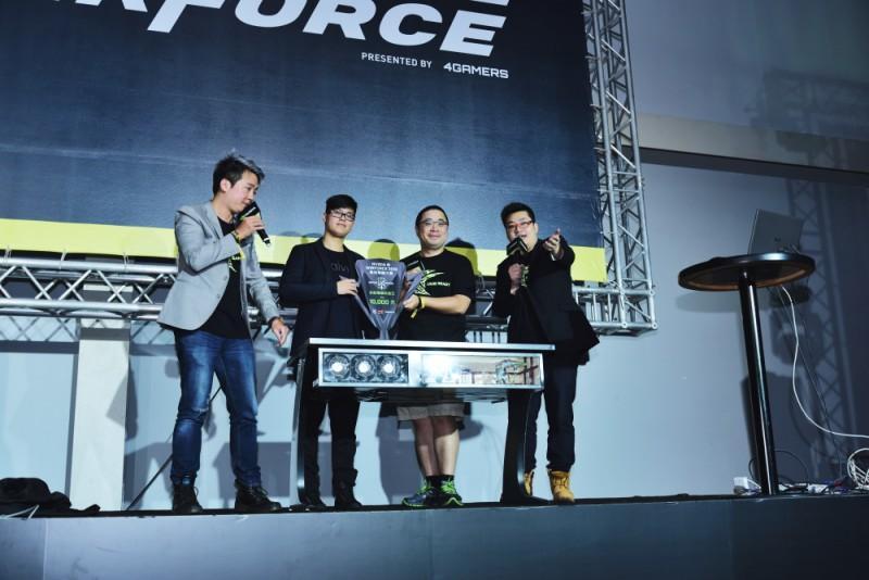 WirForce 2016 最炫電腦大賽冠軍出爐-王建龍-鬥陣特攻電競桌