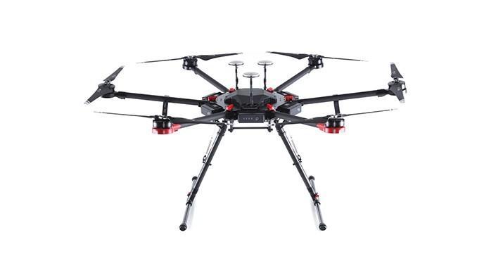 Da-Jiang大疆發表M600 Pro工業級無人機