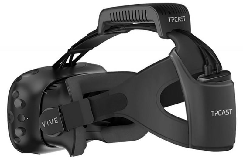 HTC 將推出 Vive 專用無線套件 TPCAST