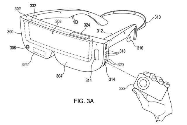 蘋果AR 頭盔專利曝光!iPhone 8 將配備?