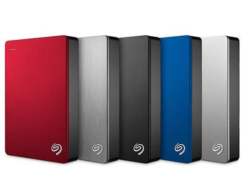 Seagate Backup Plus 將推出最大 5TB 容量之可攜式外接硬碟
