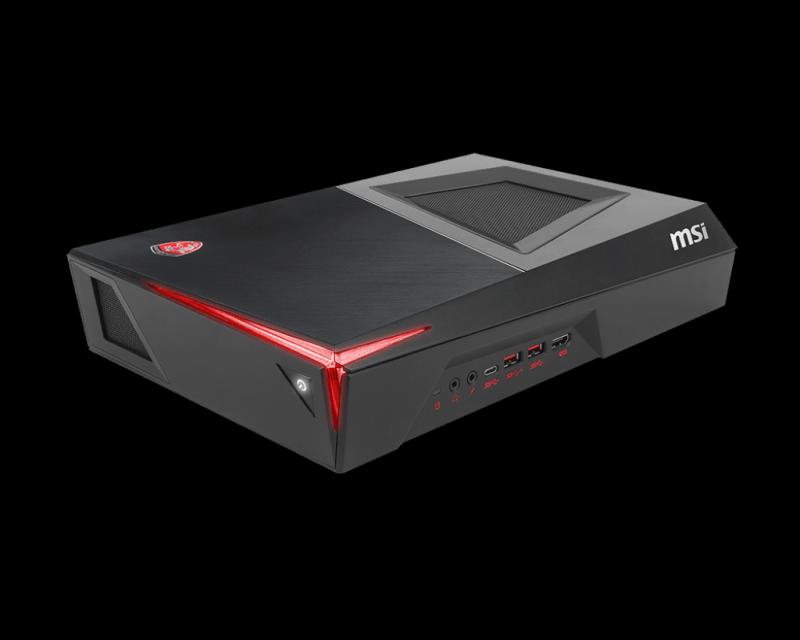 MSI 將推出新款 TRIDENT 小型 VR 電競主機