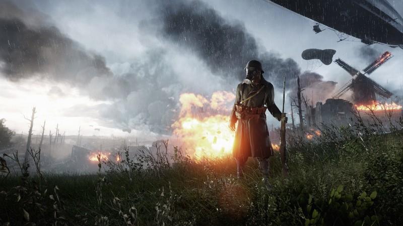 戰地風雲1 Battlefield 1 進行秋季更新