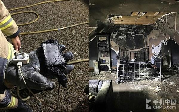 iPhone 7也炸了:徹夜充電原廠充電器