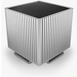 OLIO SPEC DB4 Fanless Silent SL無風扇設計電腦,全鋁外觀可當裝飾品
