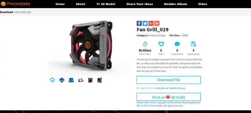 曜越宣布與全球最大跨國3D列印服務商3D Hubs合作 聯手帶來3D列印全新極致體驗