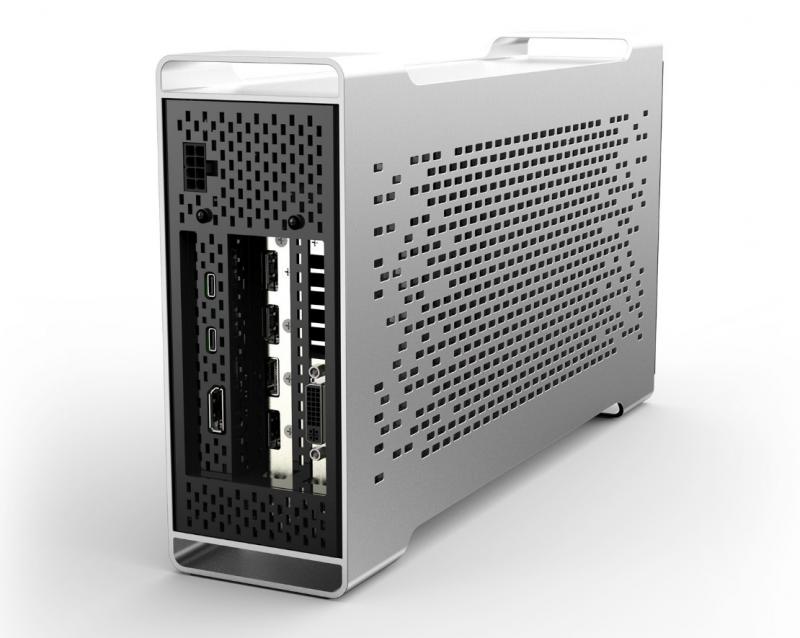 BIZON 推出 BizonBOX 3 Thunderbolt顯示卡外接盒