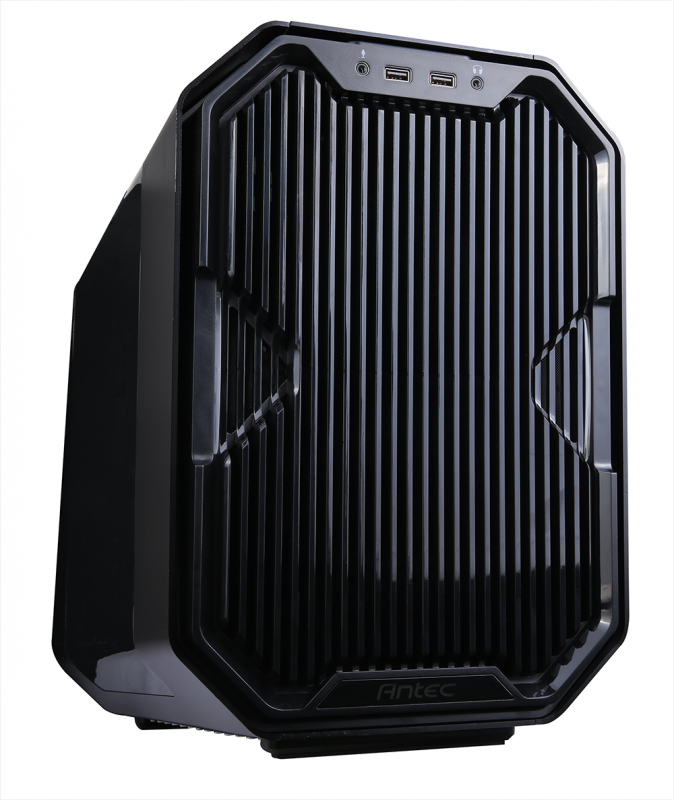 ANTEC 安鈦克 Cube_Certified by EKWB 機殼12月上市