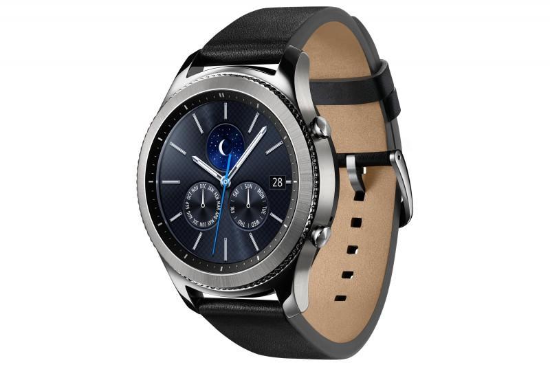三星 Samsung Gear S3 超凡「錶」現 由你轉動