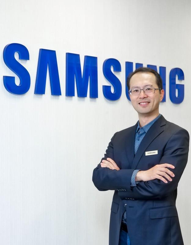 台灣 SAMSUNG 三星電子 高階人事異動通知