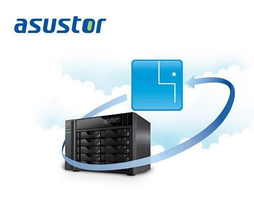 ASUSTOR 華芸科技 NAS 支援 ElephantDrive 線上雲端備份服務