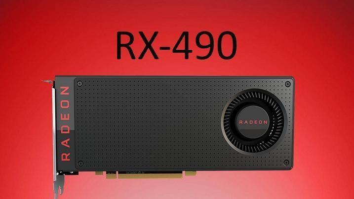 AMD RX 490跑分曝光!小贏GTX 1070!