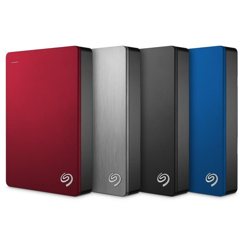 希捷推出全球容量最大的5TB行動硬碟