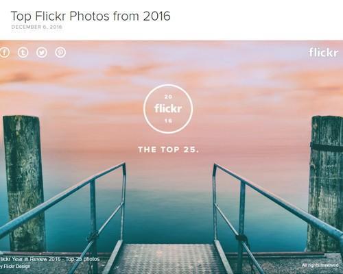 2016 Flickr 報告:智慧手機上傳數超越單眼 Apple 最熱門品牌