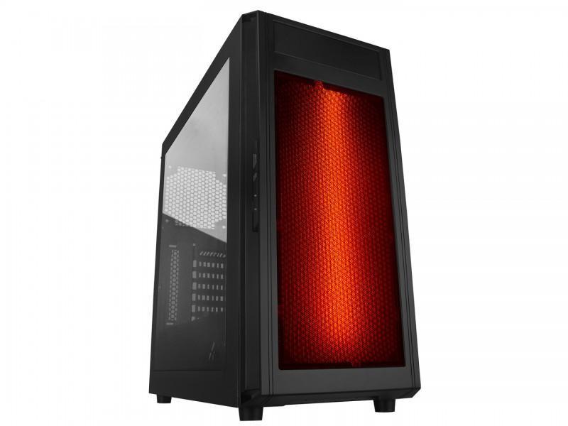 Raidmax ALPHA機殼給你整面RGB燈光效果
