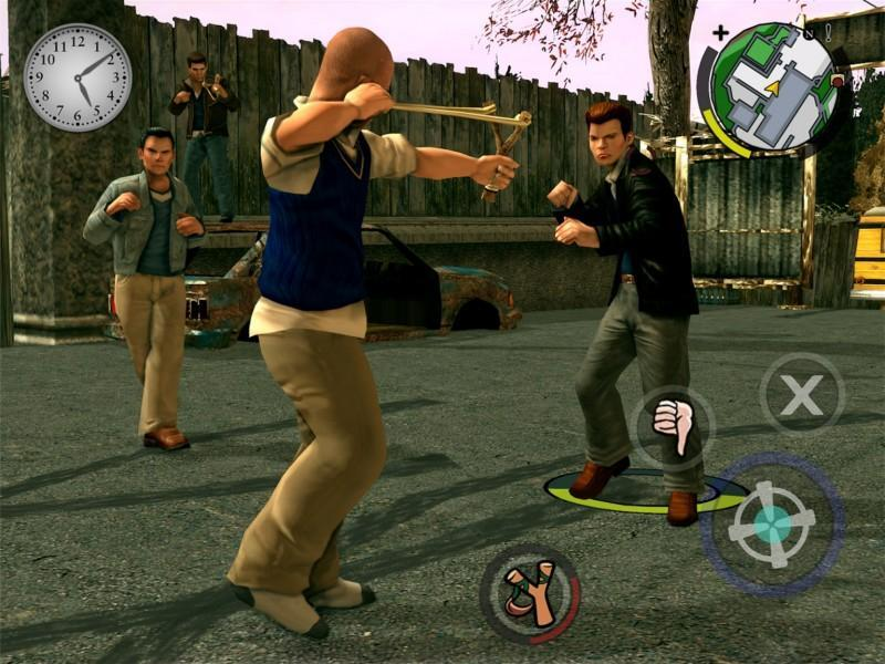 BULLY: ANNIVERSARY EDITION(BULLY:週年紀念版)現已於 IOS 與 ANDROID 推出