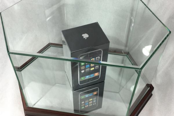 首代未開封iPhone價格已被炒至十幾萬