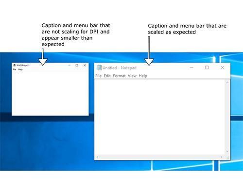 Windows 10 將在 14986 更新中對高 DPI 螢幕優化