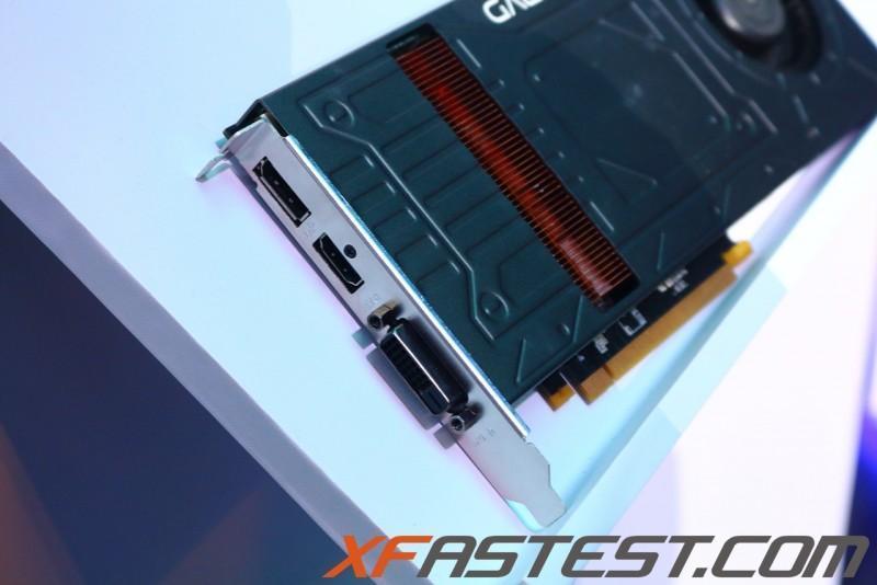 GALAX 影馳 將推出 GTX 1070 無雙顯示卡,厚度僅單PCI插槽
