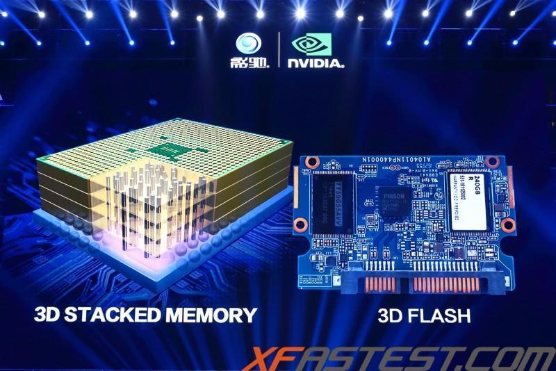 影馳 GALAX 將推出 NVMe PCIe SSD固態硬碟,使用PHISON PS5008-E8控制器