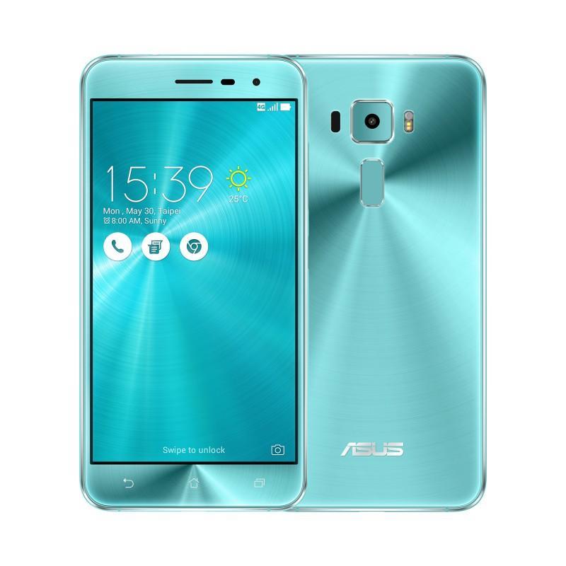 ASUS 華碩推出ZenFone 3 湖水藍,全球限量今日上市