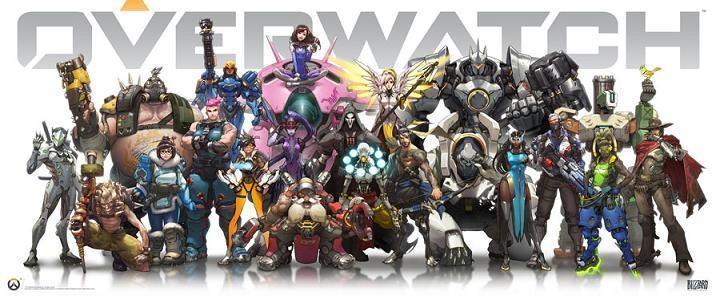Overwatch鬥陣特攻年收5.8億美元!稱霸全球付費PC遊戲!