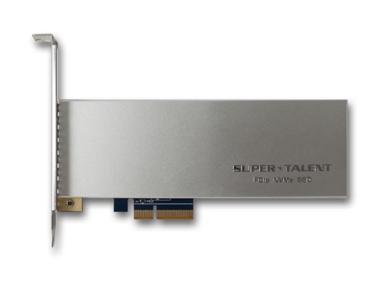 SUPER TALENT推出SuperCache PCIe NVMe SSD,最高容量2TB,讀寫效能2200MB/s以上