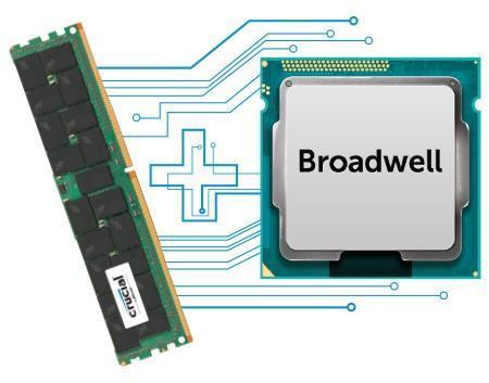 Broadwell 創造新的記憶體優勢