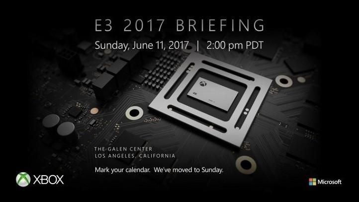 XBOX天蠍座E3正式亮相!4K輸出!