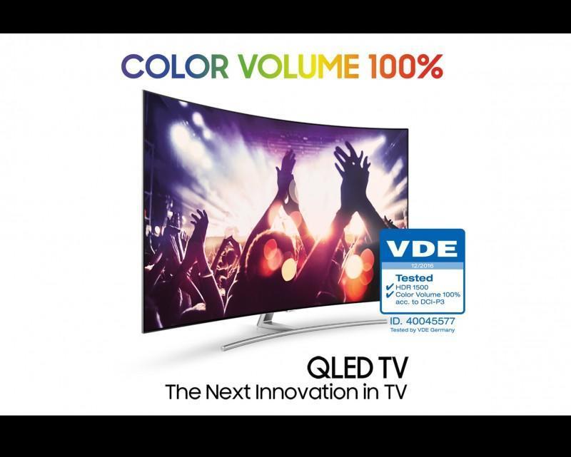 三星電子以QLED電視開創家庭娛樂新紀元