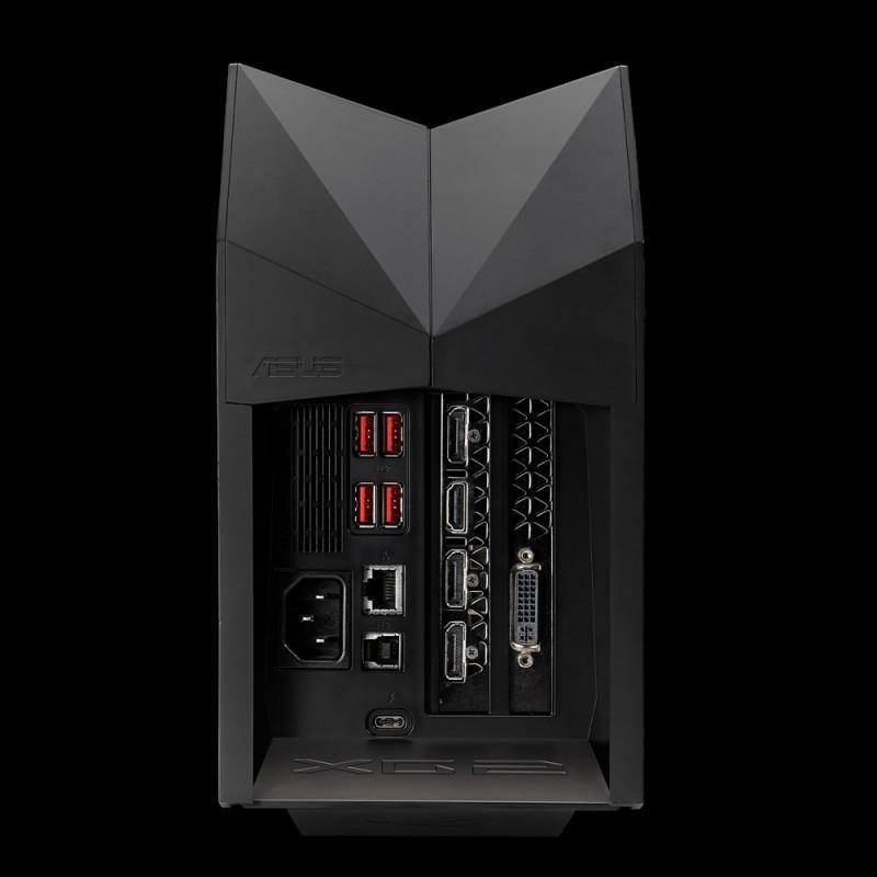 ASUS 華碩 ROG XG Station 2 顯示卡外接盒登場,Thunderbolt 3薄型筆電好搭當