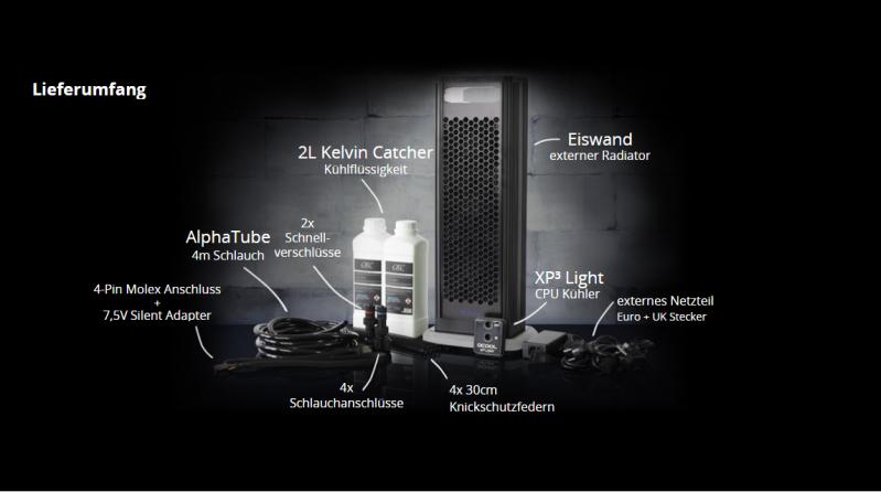 Alphacool推出Eiswand 360水冷套件,整合式散熱單元搭配雙水泵設計
