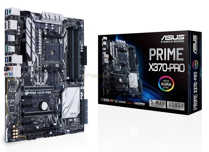 AMD X370/B350系列多款主機板包裝曝光!