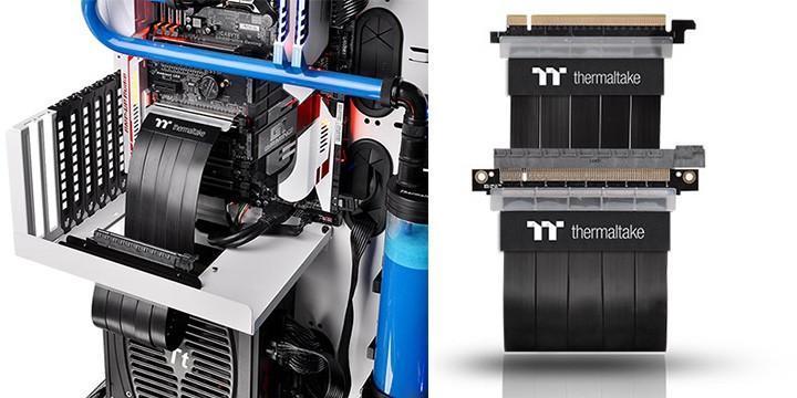 Thermaltake 推出 TT Premium PCI-E 3.0 延長線材
