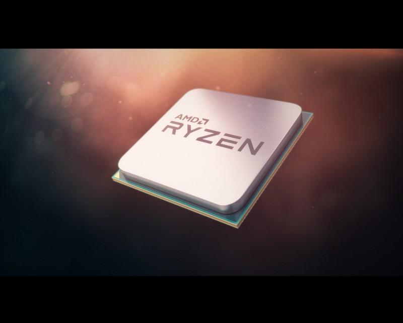 AMD Ryzen 7處理器3月2日全球上市 強勢回歸高效能PC市場創新與競爭戰線