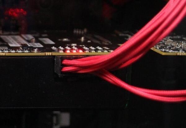 AMD Vega顯示卡細節照曝光!確認8+6pin供電!
