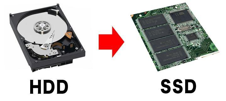 SSD固態硬碟出貨量成長驚人!2016年突破1億顆!