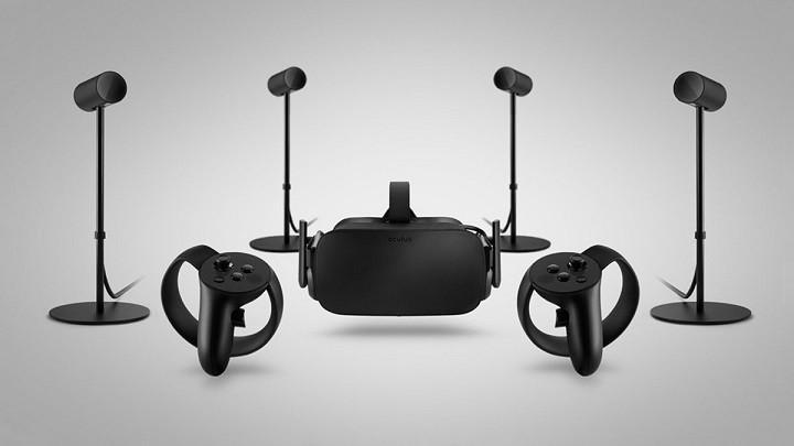 Oculus宣布Rift、Touch降價!