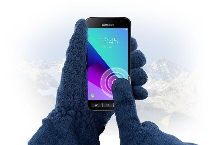 Samsung三星發表最新三防手機:Galaxy Xcover 4