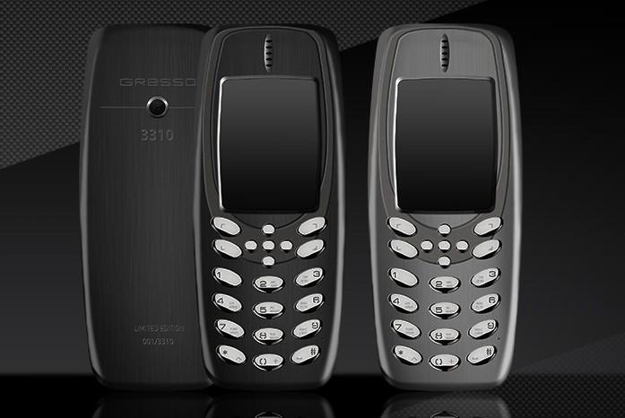 能買四支iPhone 7之NOKIA 3310