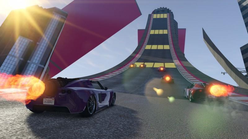 GTA 線上模式,即將推出:特殊載具競速、新車、新模式與更多內容